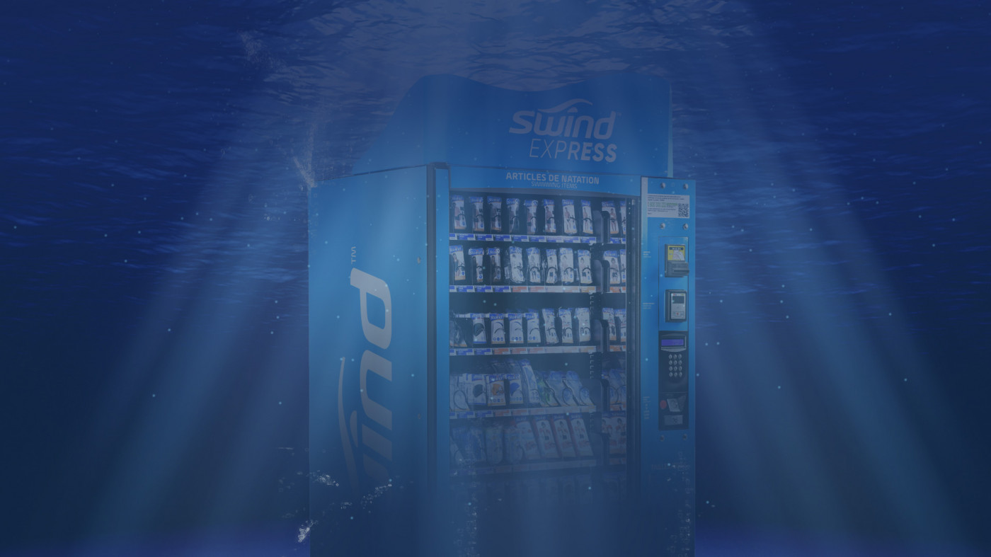 EXPRESS///VENDING///MACHINE