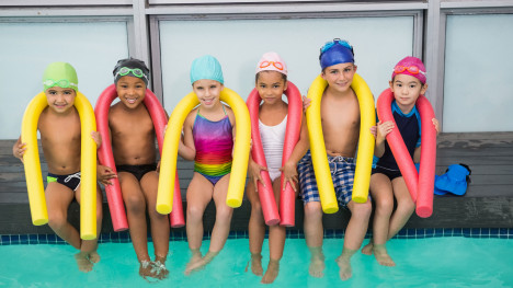 New hygiene measures and mandatatory swimming caps